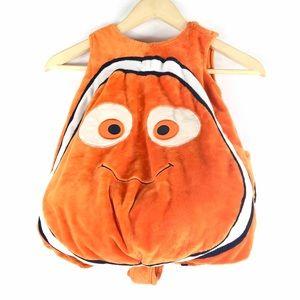 DISNEY Finding Nemo Halloween Puffy Fish Costume